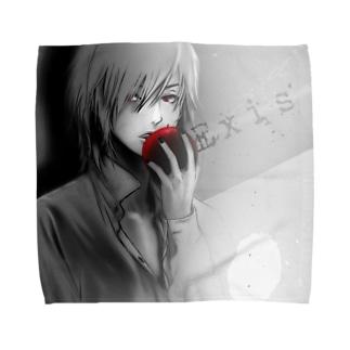 Poison Apple by Nao  Towel handkerchiefs
