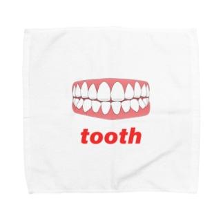 tooth Towel handkerchiefs