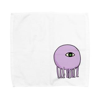ンジャメナ Towel handkerchiefs