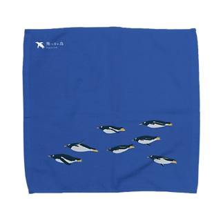 ジェンツーペンギン Towel handkerchiefs