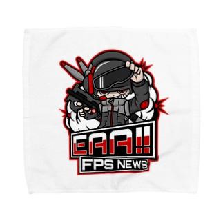 新ロゴ「EAA(いぇあ)軍曹(仮)」 v2 Towel handkerchiefs