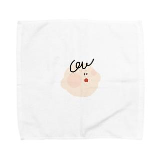 ひ と Towel handkerchiefs