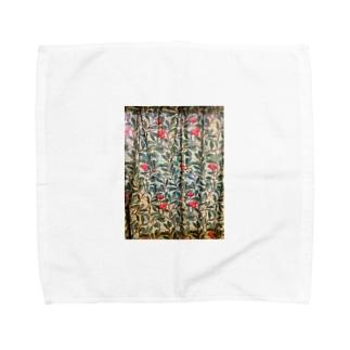 モリス1 Towel handkerchiefs