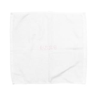 シエスタは昼休憩 Towel handkerchiefs