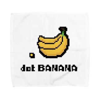 dotBANANA(ドットバナナ)vol.5 タオルハンカチ