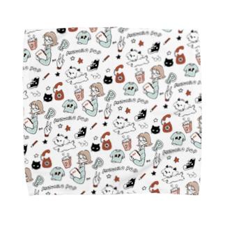MIZUIRO POP Towel handkerchiefs