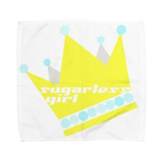 sugarless girl Towel handkerchiefs