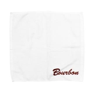 Bourbon Towel handkerchiefs