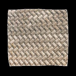 福人ずけの土手 Towel handkerchiefs