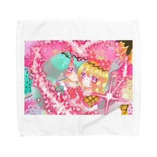 ミクリン Towel handkerchiefs