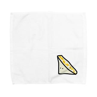 たまごサンド Towel handkerchiefs