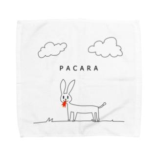 PACARA Towel handkerchiefs