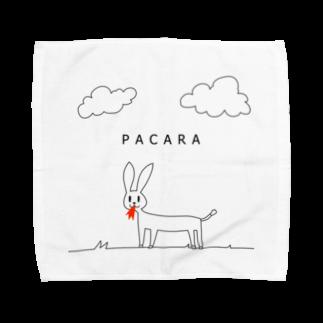 TOKO * BUSIのPACARA Towel handkerchiefs