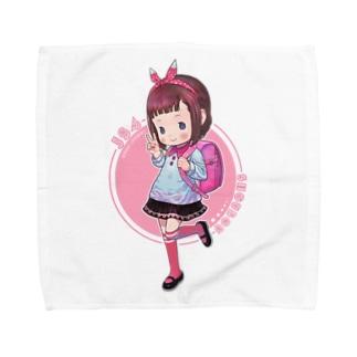 JS4 Towel handkerchiefs