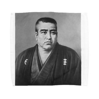 西郷 Towel handkerchiefs