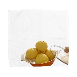 文旦なべ Towel handkerchiefs