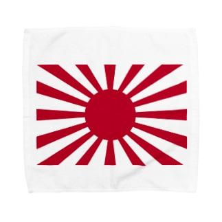 旭日旗グッズ Towel handkerchiefs