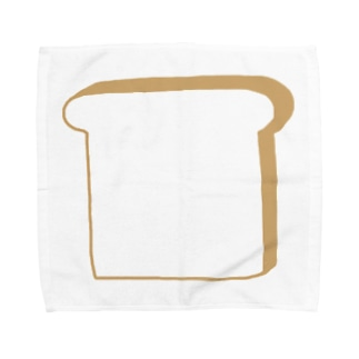 食パン Towel handkerchiefs