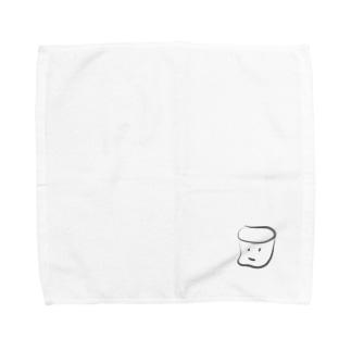 ナニか Towel handkerchiefs