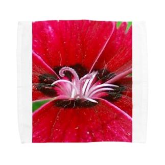 情熱的に・・・ Towel handkerchiefs
