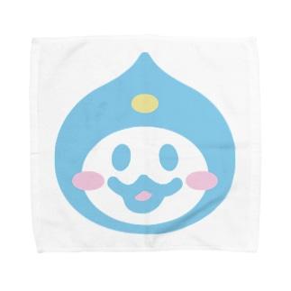 Q坊 Towel handkerchiefs