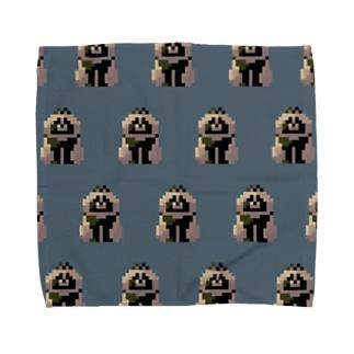 ポンポコ Towel handkerchiefs