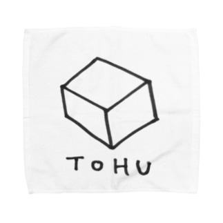 TOHU タオルハンカチ