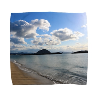 瀬戸内海 Towel handkerchiefs
