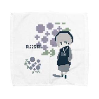 ajisai Towel handkerchiefs
