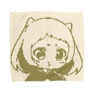 ドットMiLiNa Towel handkerchiefs