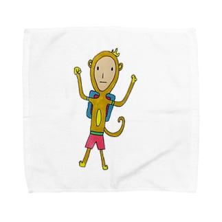 わくわくさんハンカチ Towel handkerchiefs