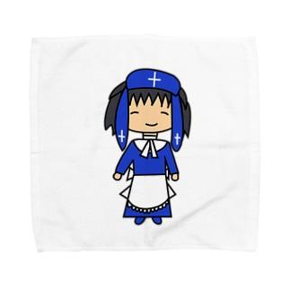ゆるはなまるシスター Towel handkerchiefs