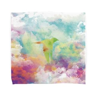 Flying Storms Towel handkerchiefs