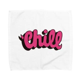 ちるちるちりん Towel handkerchiefs