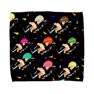 うちゅ Towel handkerchiefs