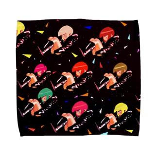 宇宙 Towel handkerchiefs