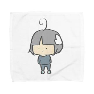 はーちゃん(スウェット) Towel handkerchiefs