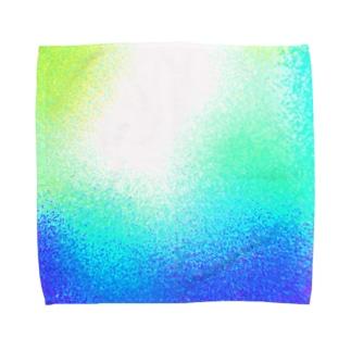 なつのいろ。夏色。なついろ。 Towel handkerchiefs