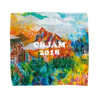 CBJAM2018 タオルハンカチ