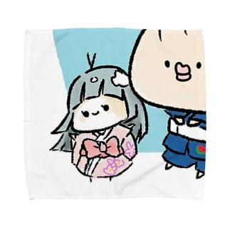 ほのちゃんのなつ Towel handkerchiefs