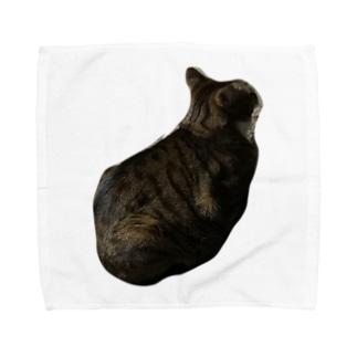 らいちっち Towel handkerchiefs