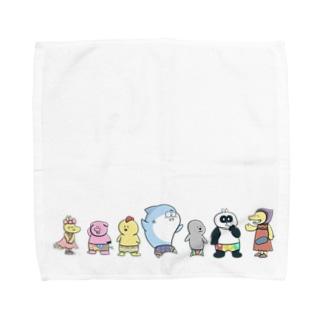 ピカロン Towel handkerchiefs