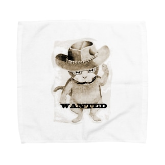 カウボーイキャット Towel handkerchiefs
