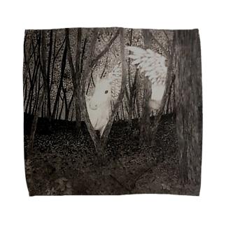 境界 Towel handkerchiefs