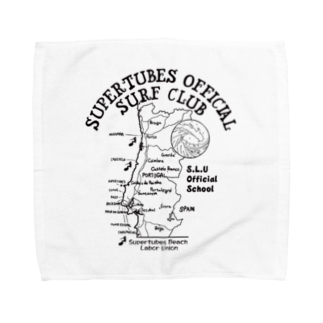 JOKERS FACTORYのSURF CLUB Towel handkerchiefs