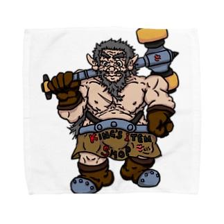 ドワーフ・キング 『バイエル』 Towel handkerchiefs