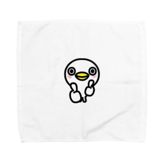 ヒヨコでトーク Towel handkerchiefs
