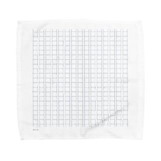 原稿用紙 Towel handkerchiefs