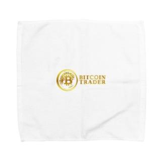 BTC Bitcoin trader Towel handkerchiefs