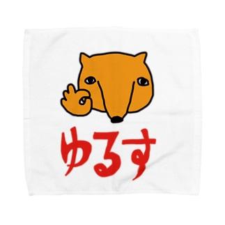 ゆるす Towel handkerchiefs